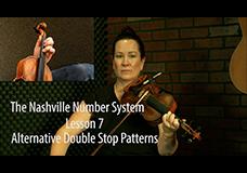 Nashville Number System Lesson 7 – Alternative Double Stop Patterns