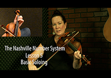 Nashville Number System Lesson 5 – Basic Soloing
