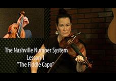 "Nashville Number System Lesson 1 – ""The Fiddle Capo"""