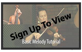 Basic Melody tutorial