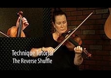 Technique Tutorial – The Reverse Shuffle